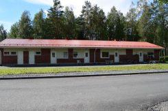 Kuvassa Perhon kunnan vuokra-asunto Kinniäntiellä.