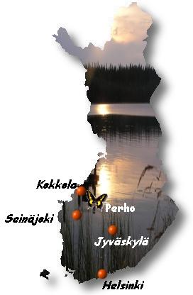 Suomen kartta, kuvituskuva